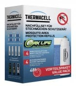 Refill Thermacell 4-pack 48h Max Life