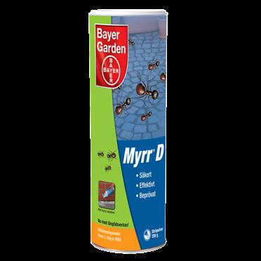 Myrr® D stoppmedel 250g