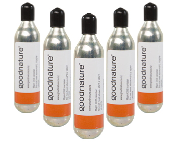 Goodnature A24 CO2 refill 5-pack
