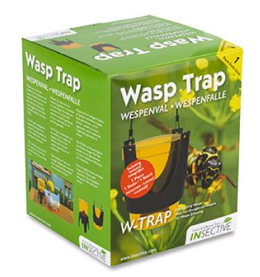 Getingfälla med lockmedel W-Trap