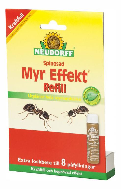 Myr Effekt™ refill - 8 påfyllningar