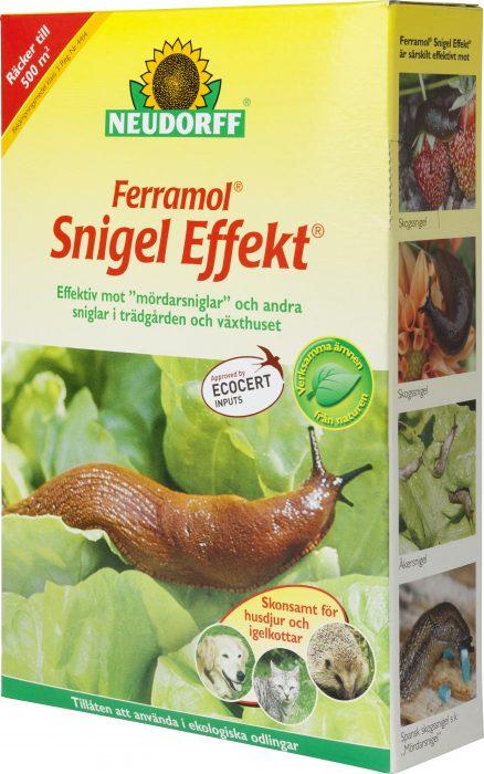 Ferramol Snigel Effekt® 2,5kg / 500kvm