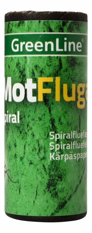 MotFluga® Flugfälla Spiral 4-pack