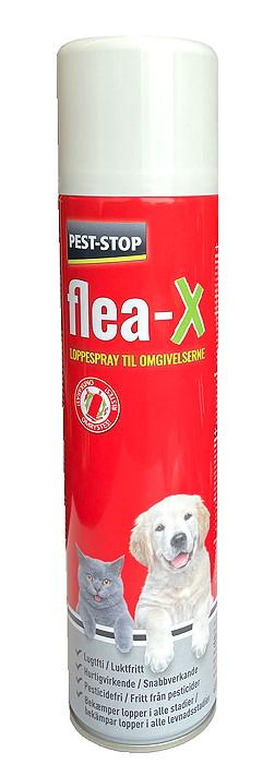 Flea-X™ loppspray 400 ml