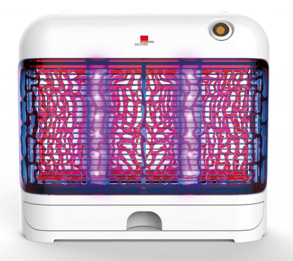 Insektsfälla LED-elektrisk 80m2