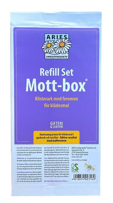 Mottlock® refill 2-pack