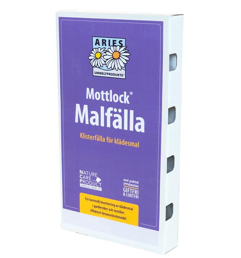 Mottlock® klisterfälla