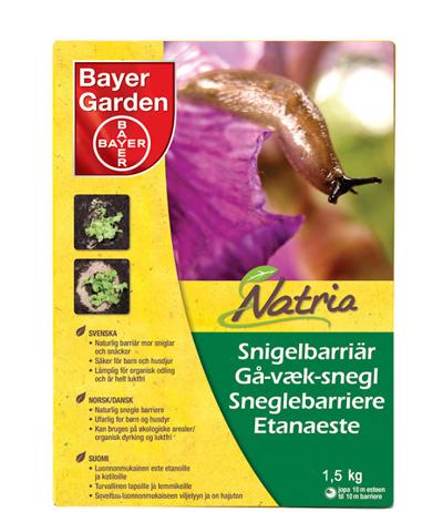 Natria® snigelbarriär