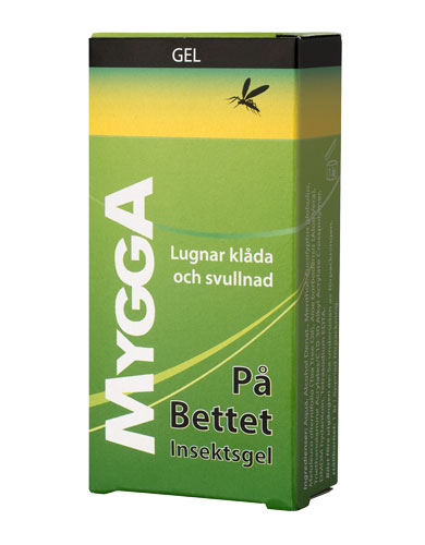 MyggA På Bettet insektsgel 50ml